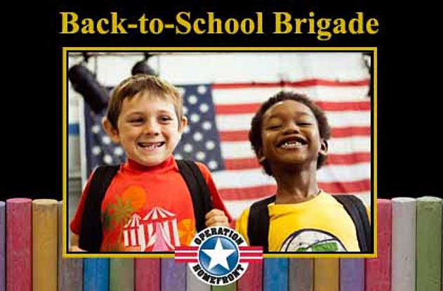 Back To School Brigade