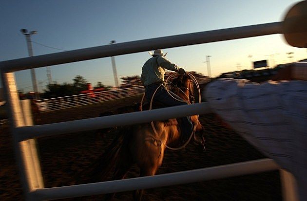 Rodeo Season Opens In Nebraska