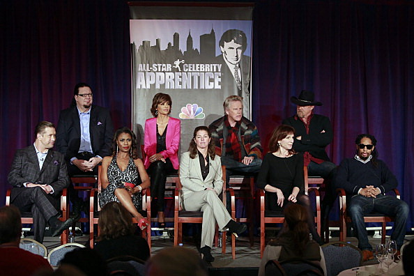 Getty Images (Trace Adkins is in the upper right)