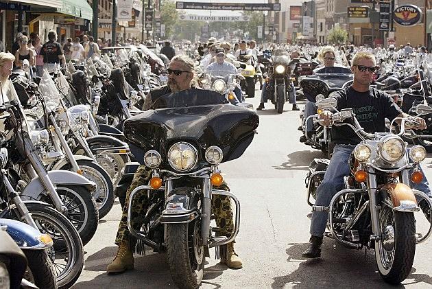 Sturgis Rally Draws Bikers To South Dakota