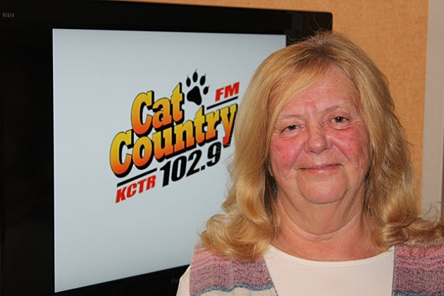 Kathy Reinhardt is the latest winner from Cat Country 102.9