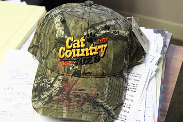 Cat Country 102.9 Hats