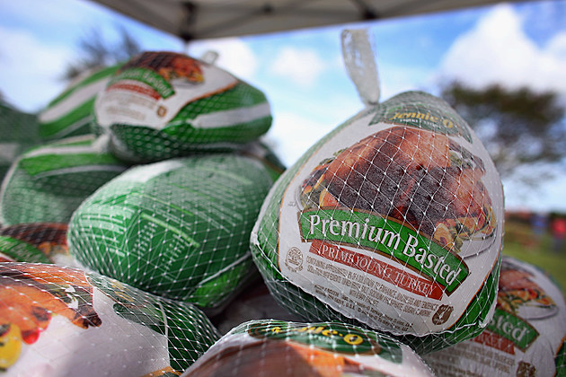 Thanksgiving Turkeys And Supplies Distributed To Needy Miami-Dade Residents