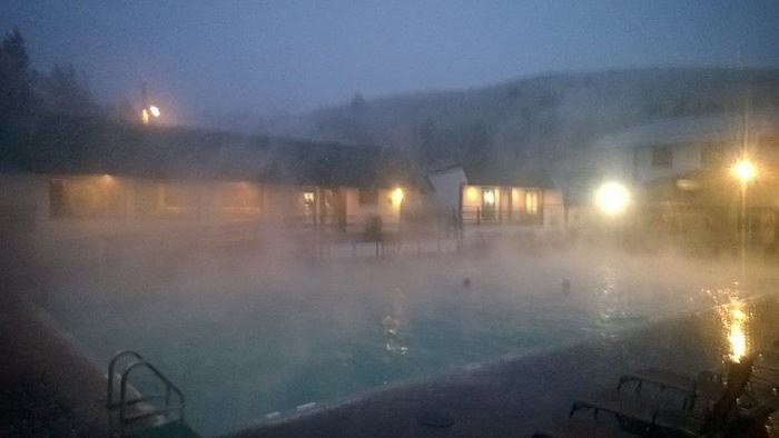 Chico Hot Springs Facebook Page