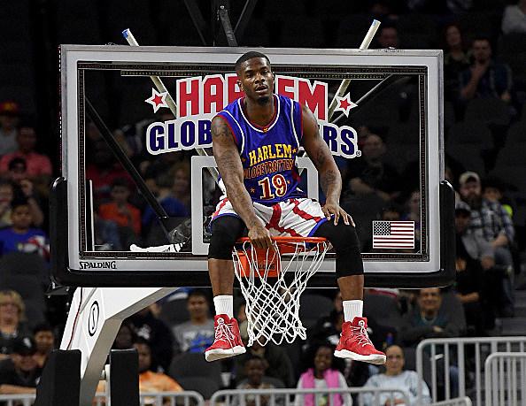 Harlem Globetrotters At T-Mobile Arena