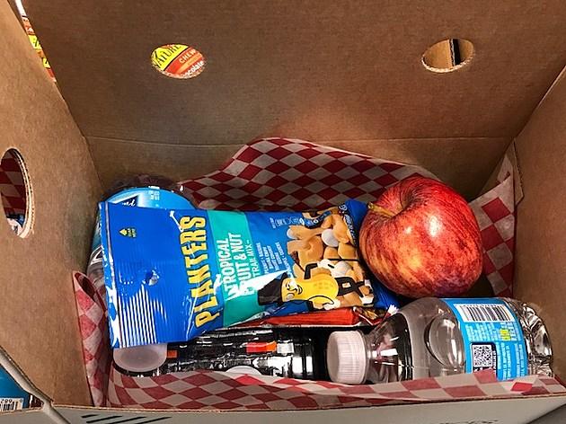 FSA FOOD BOX