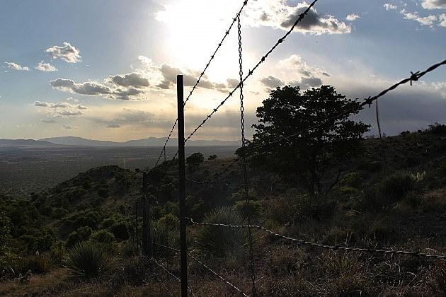 Porous U.S.-Mexico Border Stretches Across Arizona