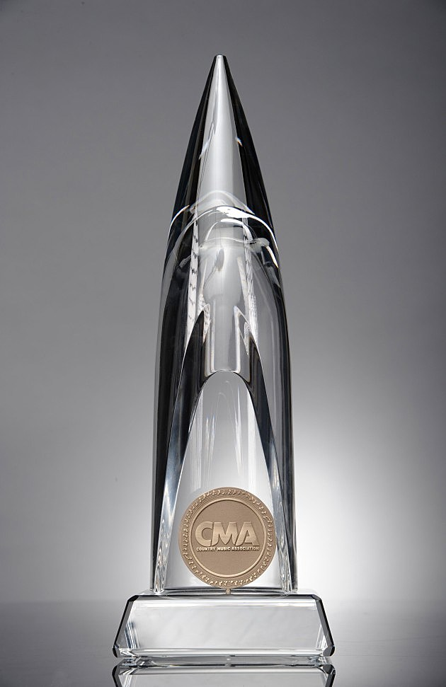 Country Music Awards Trophy