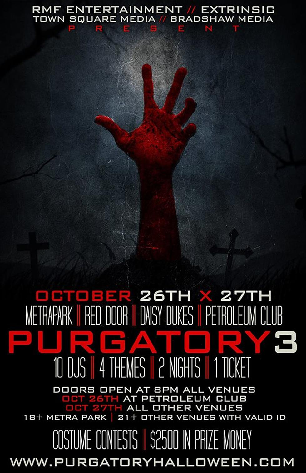 Purgatory The Ultimate Halloween Party